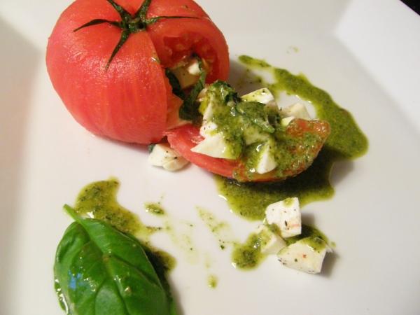 طماط بالبيستو
