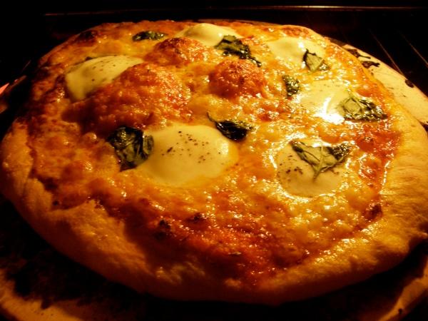 بيتزا مارجاريتا