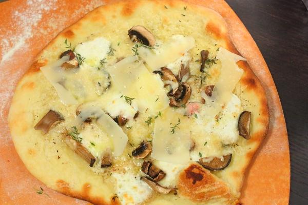 بيتزا الفونتينا و الشيتاكي