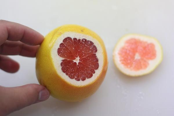grape fruit suprem
