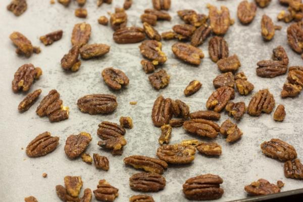 المكسرات المسكره Candied Nuts Top Chef Blog مدونة توب شيف