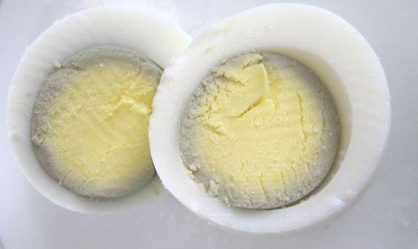 بيض أخضر